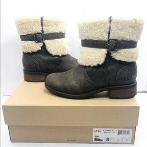 UGG Australia Blayre II Leather Lodge (LGE) Boots